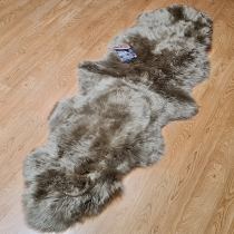 Double Sheepskin Taupe 9802