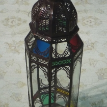 Moroccan Lantern 9287