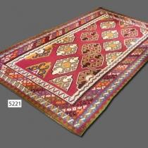 Qashgai Kilim (Antique) 5221