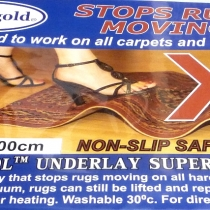 0103 Rug Control Underlay, Pre-Packed 100x50 available 12