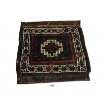 Taimuri bag-face (antique) 7946